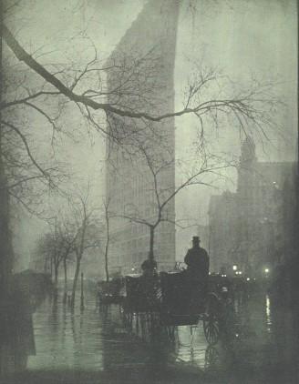 the-flatiron-building-1905-photograph-by-edward-steichen
